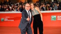 Carlo Verdone e Paola Cortellesi Red Carpet Festa del Cinema di Roma 2015