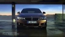 La BMW Série 4 Gran Coupé en voit de toutes les couleurs
