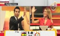 [LOL EXA] Fenerbahçe - Galatasaray 1-1  Olcan Adın'ın golü anında GS TV (25 Ekim)