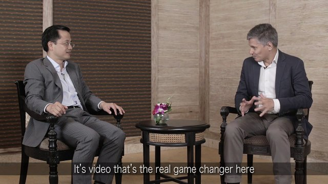 Interview With Daniel Tang at the Huawei MBH Summit