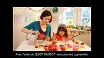 Des gâteaux amusants avec LEGO® DUPLO®