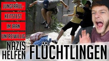 Nazis helfen Flüchtlingen - [#Headline]