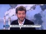 """Jean-François Julliard : """" Le cri d'alarme de Greenpeace sur le climat """""""