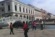 Venice Grand Canal - İTALY