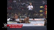 WWE Network: Dean Malenko vs. Rey Mysterio: WCW Halloween Havoc 1996
