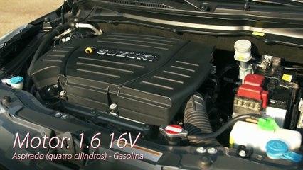 Suzuki Swift Sport - Teste WebMotors