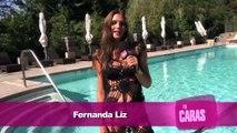 Fernanda Liz revela seus truques de beleza em Nova York
