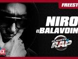 """Niro """"Balavoine"""" en live dans Planète Rap"""