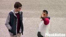 SEX PREDATOR Tries to MOLEST Prankster (PRANK GONE WRONG) Funny Pranks 2014 Pranks on Peop