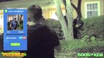Halloween Pranks Scaring People in Public Funniest Videos Scary Prank Best Prank 2014
