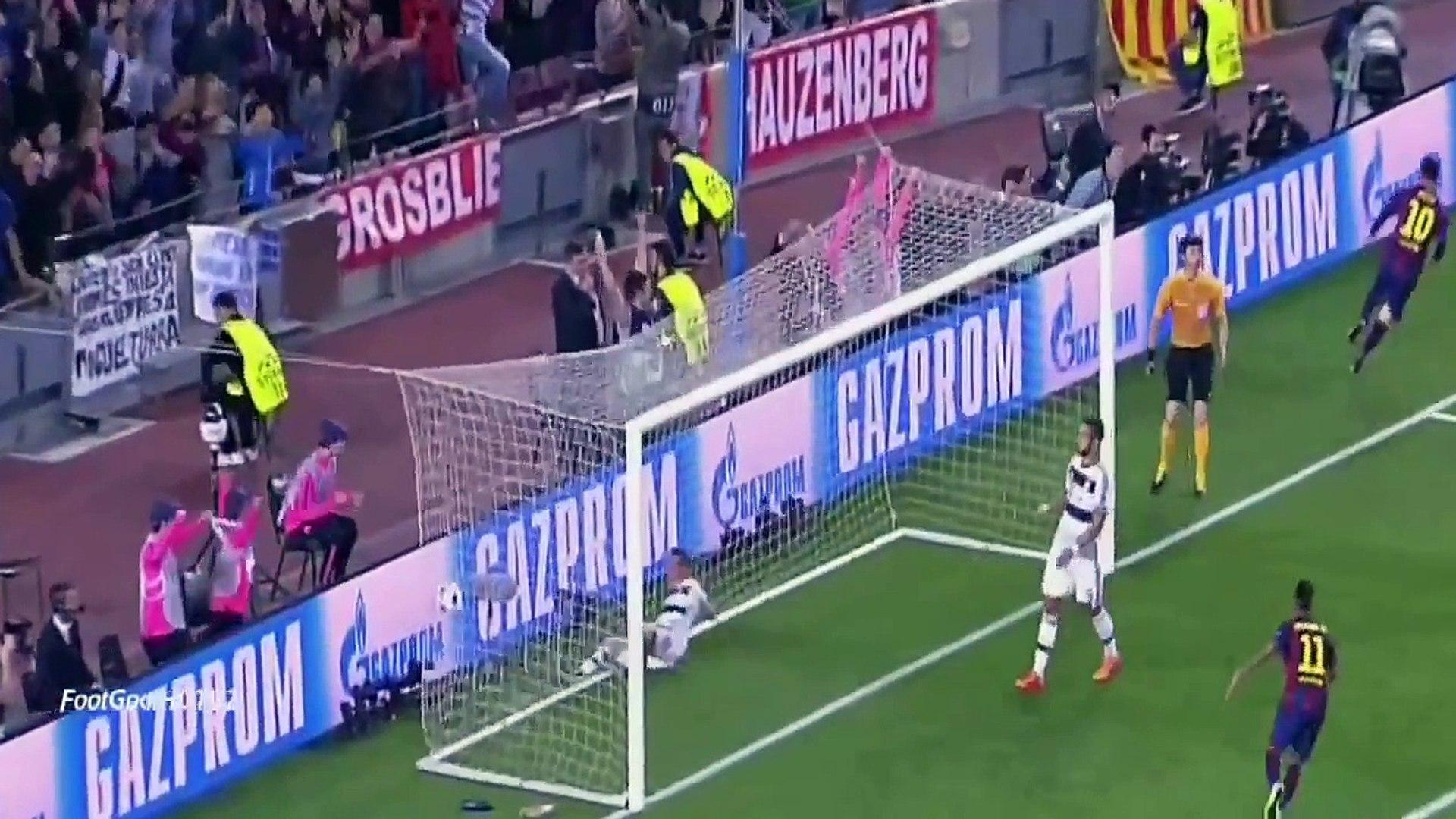 Barcelona vs Bayern Munich Maç Özeti ve Golleri izle -- 6 Mayıs 2015