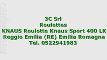 KNAUS Roulotte Knaus Sport 400 LK