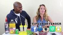 How to make Vodka Fruit Punch Popsicle Tipsy Bartender
