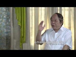 GS TS Trần Quán Anh - Gương mặt khách mời - Ấn Tượng VTV