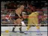 WWE RAW - King Kong Bundy vs. Mabel