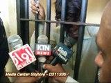 Sinjhoro : Footage Of Kashif Jatt Who Murdered Hindu Shop Owner Mukesh Kuamar In Personal Enmity At Main Bazar Sinjhoro On 19-10-2015
