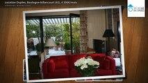 Location Duplex, Boulogne-billancourt (92), 4 500€/mois