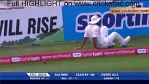 Ian Bell's run out against India  - Dhoni calls him back   India vs England 2nd Test 2011_(640x360)