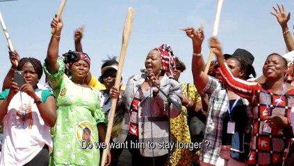 Barefoot Revolution in Burkina Faso - un documentario di Christian Carmosino