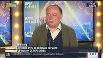 Jean-Marc Daniel: La France a un problème historique avec le chômage - 27/10