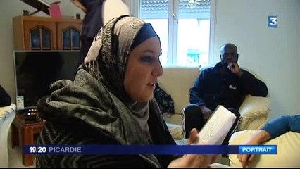 La nouvelle vie d'une famille de réfugiés syriens à Creil (60)