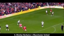 Top 10 Hat-Tricks Ever in Football History -HD