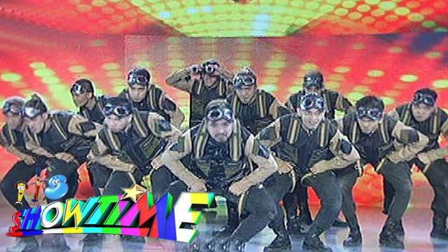 It's Showtime Halo Halloween:  F.O.S. 417's military performance