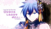 Kamui Gakupo, KAITO, Kagamine Len Cherry Blossoms, Falling Beautifully (桜舞イ散リヌ 麗 )