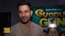 GUDDU KI GUN - Kunal Khemu Exclusive Interview | Bollywood News 2015