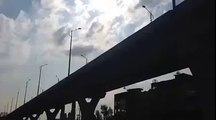 Metro Bridge Islamabad Pakistan 8.1 magnitude earthquake strikes Pakistan 26-10-2015 - Playitpk