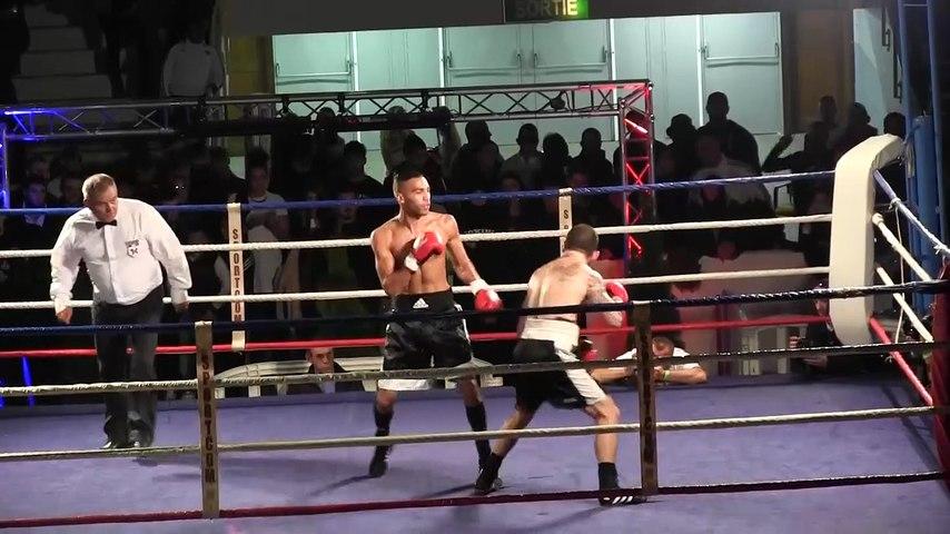 Boxe : Jaber Zayani - Milan Savic (22/10/2015)