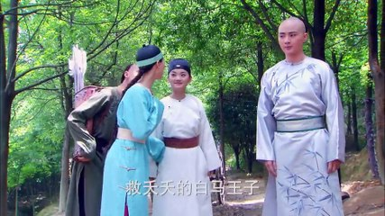 錢塘傳奇 第9集 The Mystery of Emperor Qian Long Ep9