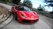 Ferrari 488 Spider : notre premier essai exclusif et toutes les infos