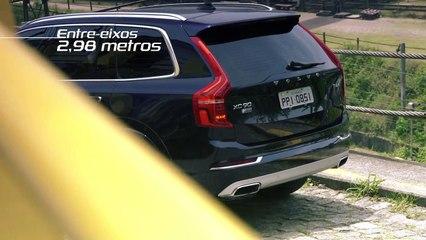 Volvo XC90 - Teste WebMotors
