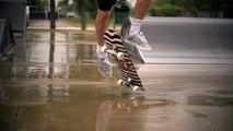Slow Dayz 2: Rainy Dayz (Amazing SlowMotion Skateboarding)