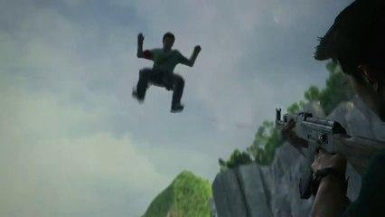 Trailer Multi PGW 2015 de Uncharted 4 : A Thief's End