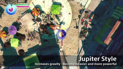 Gravity Rush 2 - TRAILER - #PlayStationPGW