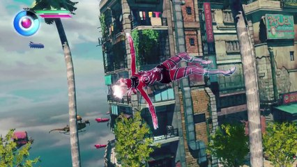 Gravity Rush 2  PGW  gameplay trailer de Gravity Rush 2