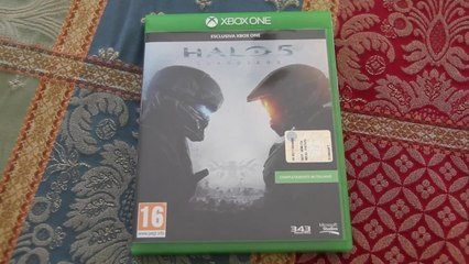 Unboxing Halo 5: Guardians e Prime Impressioni