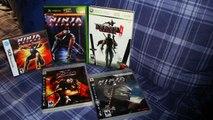 Ninja Gaiden series - Yaiba Ninja Gaiden Z, Ninja Gaiden 3, Ninja Gaiden 2, Ninja Gaiden Black and more.