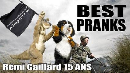 15 ans Rémi Gaillard