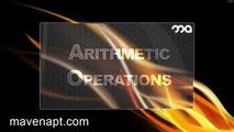 C   Tutorials in Urdu - Arithmetic Operations - Urdu Tutorials