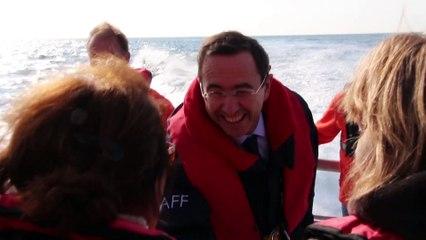 Retour sur les déplacements de Bruno RETAILLEAU en Loire-Atlantique