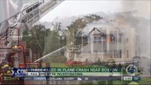 Plane crashes into house: six dead after jet crashes into home in Washington