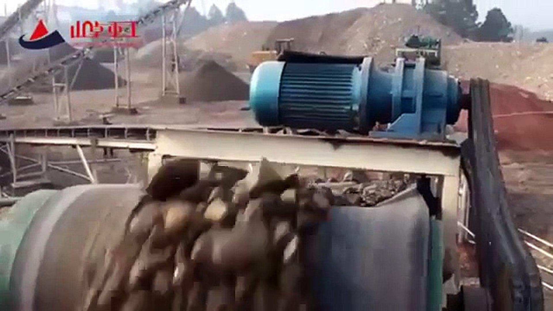 rock crusher machine, river stone crushing line machine, rock crushing plant