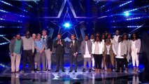Jules and Matisse and Old Men Grooving are in the final | Semi Final 2 | Britains Got Tal