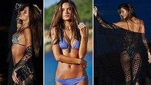 Alessandra Ambrosio's Teeny Weeny BIKINI | Hot Photoshoot