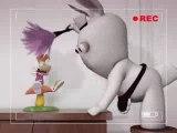 Wii RRR bunnies fait le ménage