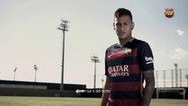 Consigue la camiseta del FC Barcelona a favor de los refugiados