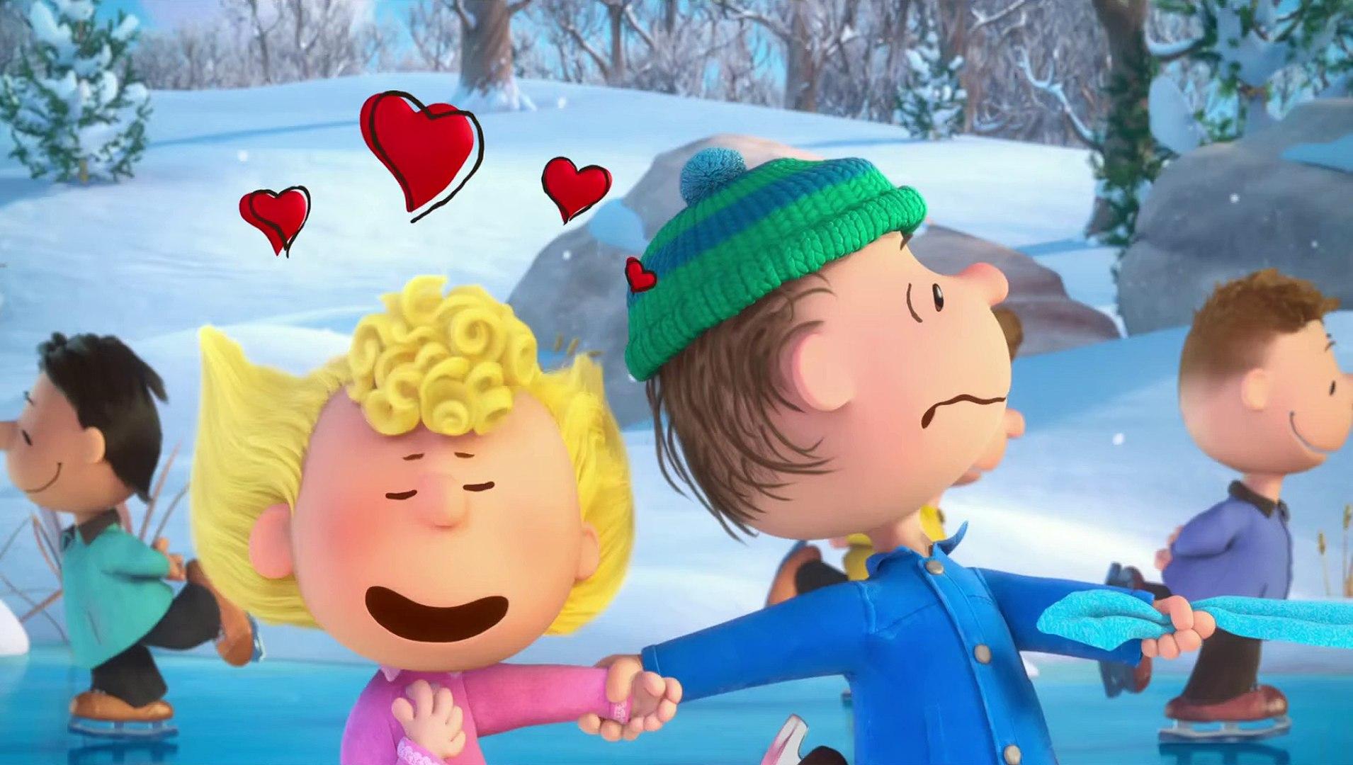 The Peanuts Movie 2015 HD Movie Featurette Peanuts 65 - Animated Movie